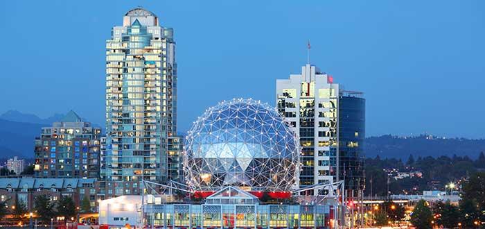 Science World - Que ver en Vancouver
