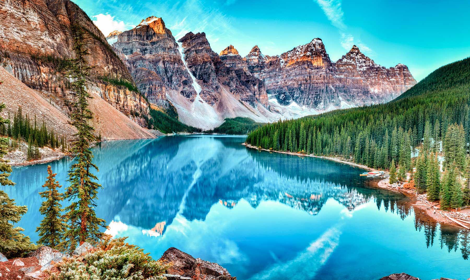 Parques Nacionales de Canadá