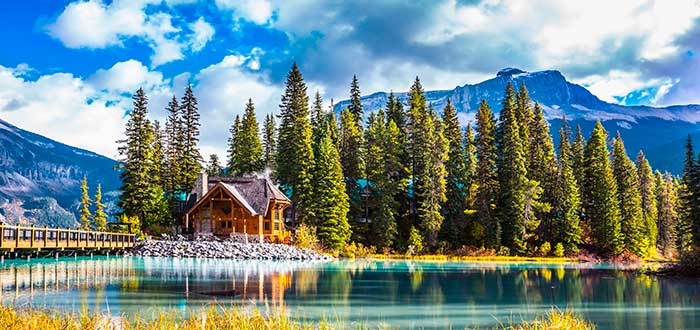 Parques Nacionales de Canadá 3 Parque Nacional Yoho