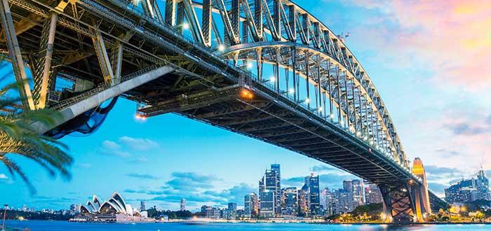 Qué ver en Sydney 2 Harbour Bridge