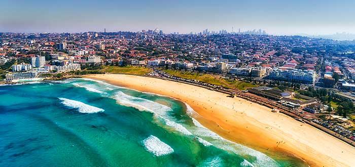Qué ver en Sydney 4 Bondi Beach