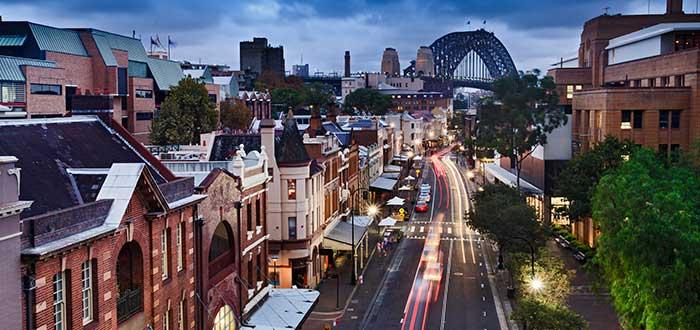 Qué ver en Sydney 5 The Rocks