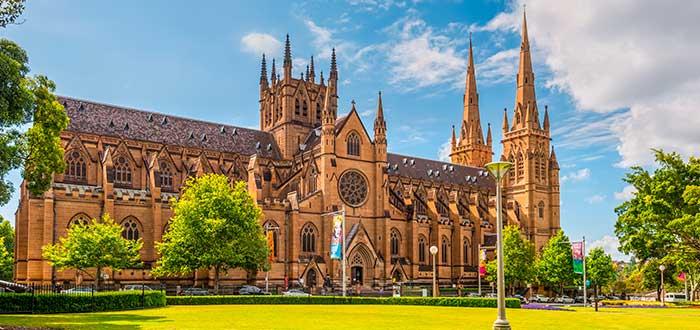 Qué ver en Sydney 8 Catedral de Santa Maria