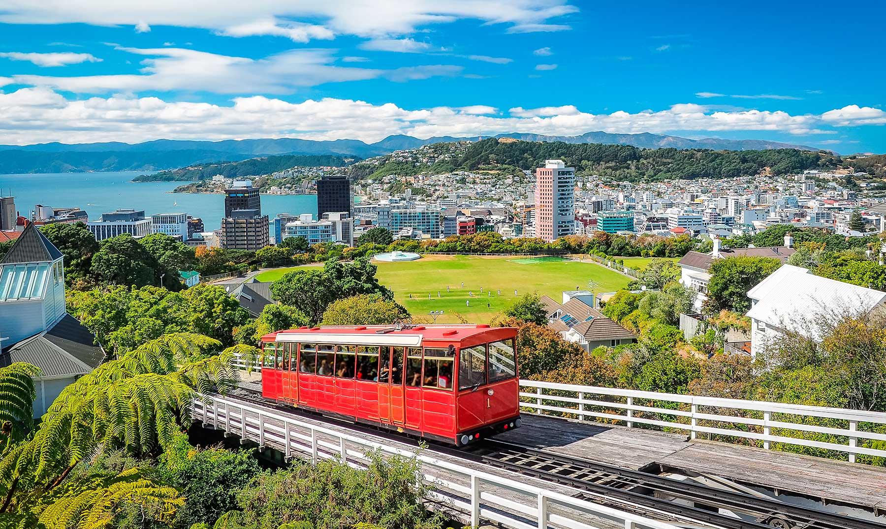 Qué ver en Wellington