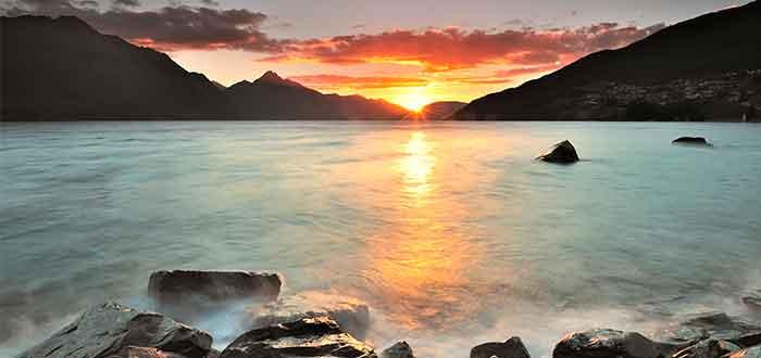 que ver en nueva zelanda - lago wakatipu