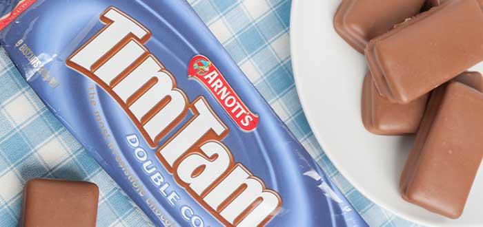 Comida tipica de Australia, Tim Tam