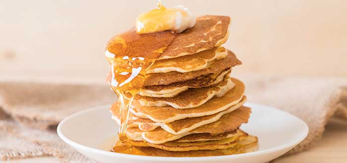 Pancakes-canadienses