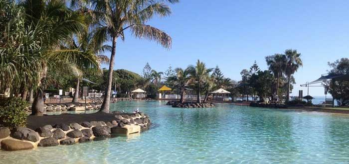 Qué ver en Brisbane, Settlement Cove Lagoon