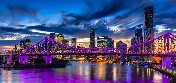 Qué ver en Brisbane, Story Bridge