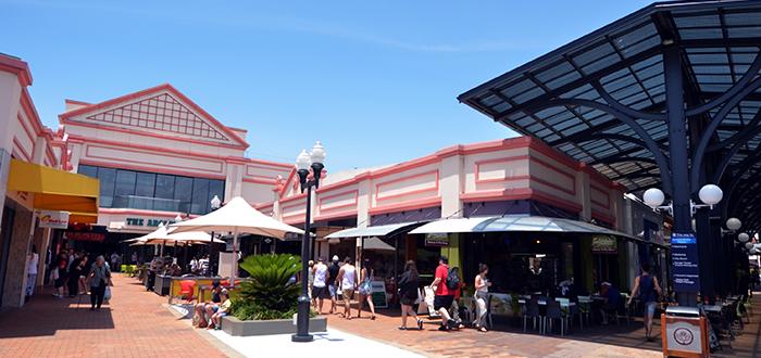 Que ver en Gold Coast, Pacific Fair Shopping Centre