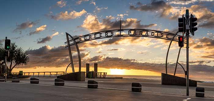 Que ver en Gold Coast, Surfers Paradise Beach