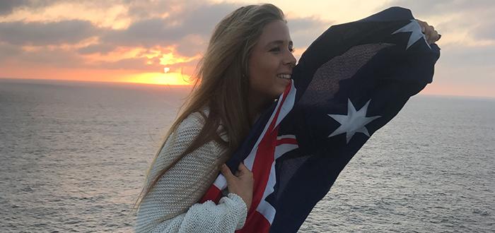 Estudiar y trabajar en Australia | Experiencia Aina