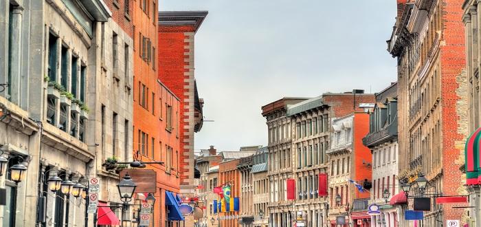 Qué ver en Montreal - calle St. Paul