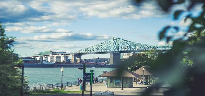 Que ver en Montreal - El puente Jacques Cartier