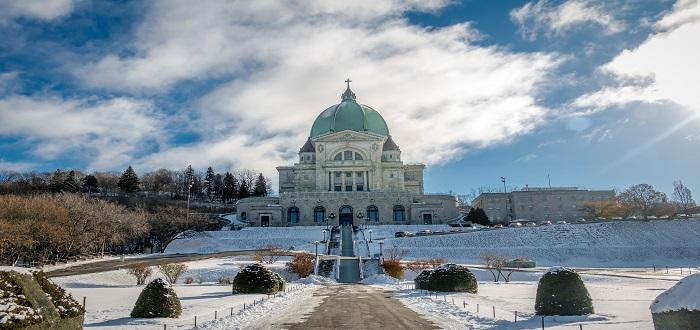 Que ver en Montreal - St. Joseph's Oratory