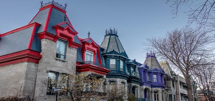 Qué ver en Montreal - St. Louis Square