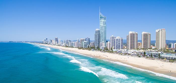 Vivir en Gold Coast   Paraíso del Surf