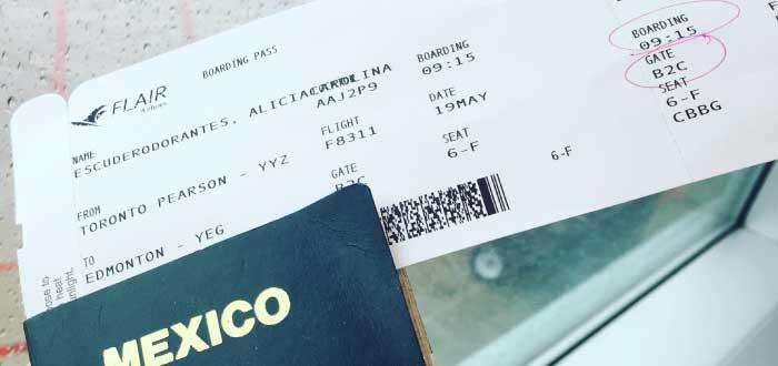experiencia personal - visa para canada