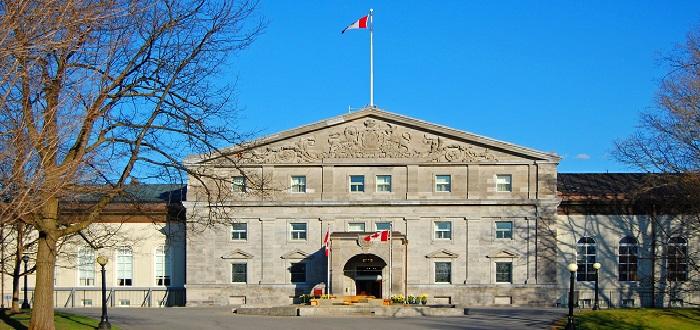 Que ver en Ottawa - La residencia del Gobernador