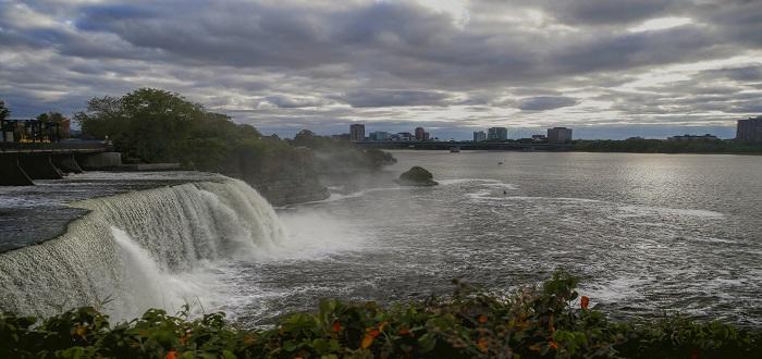 Que ver en Ottawa - Rideau Falls