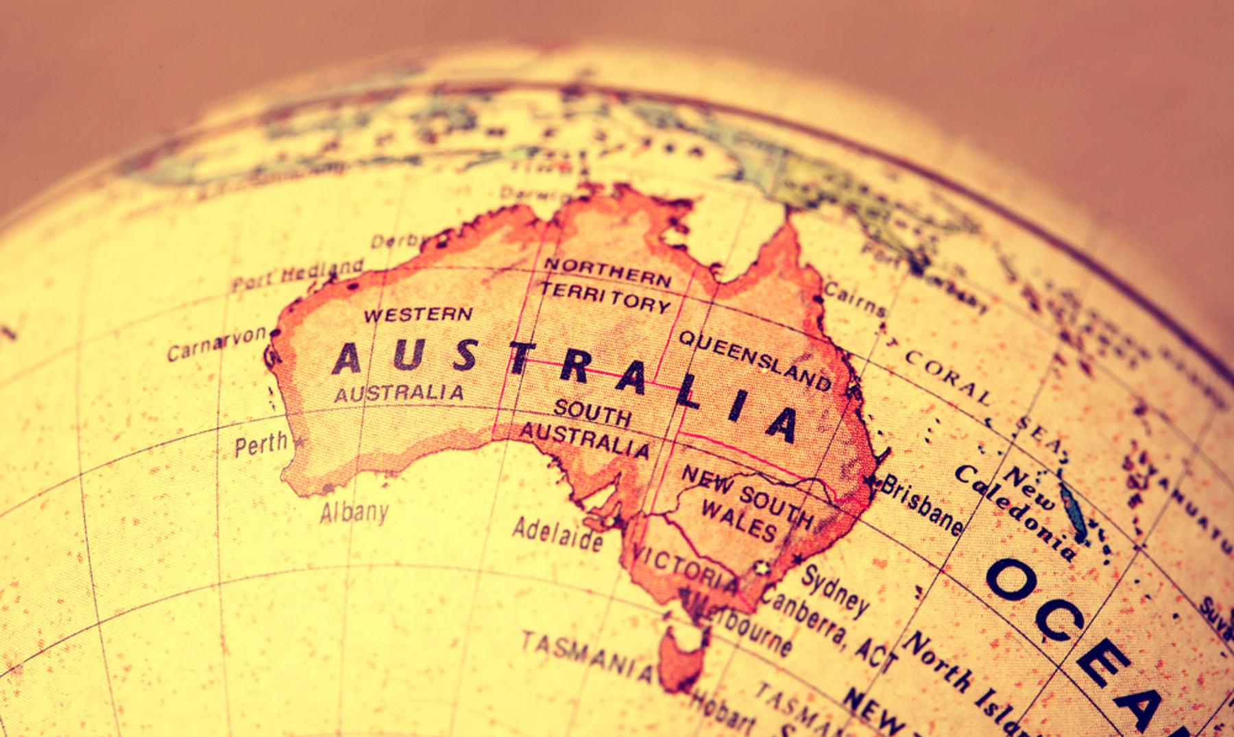 cosas típicas de australia
