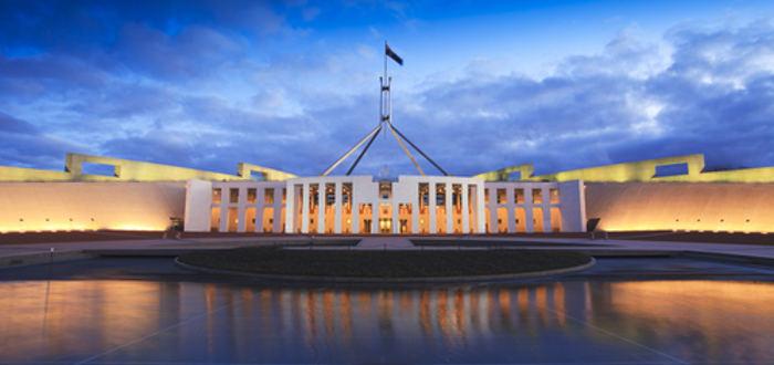 capital de Australia