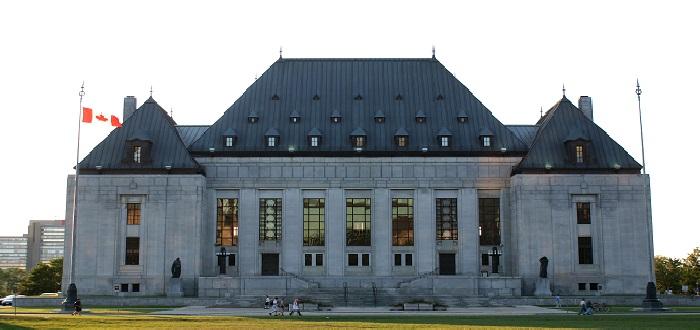 Que ver en Ottawa - Corte suprema