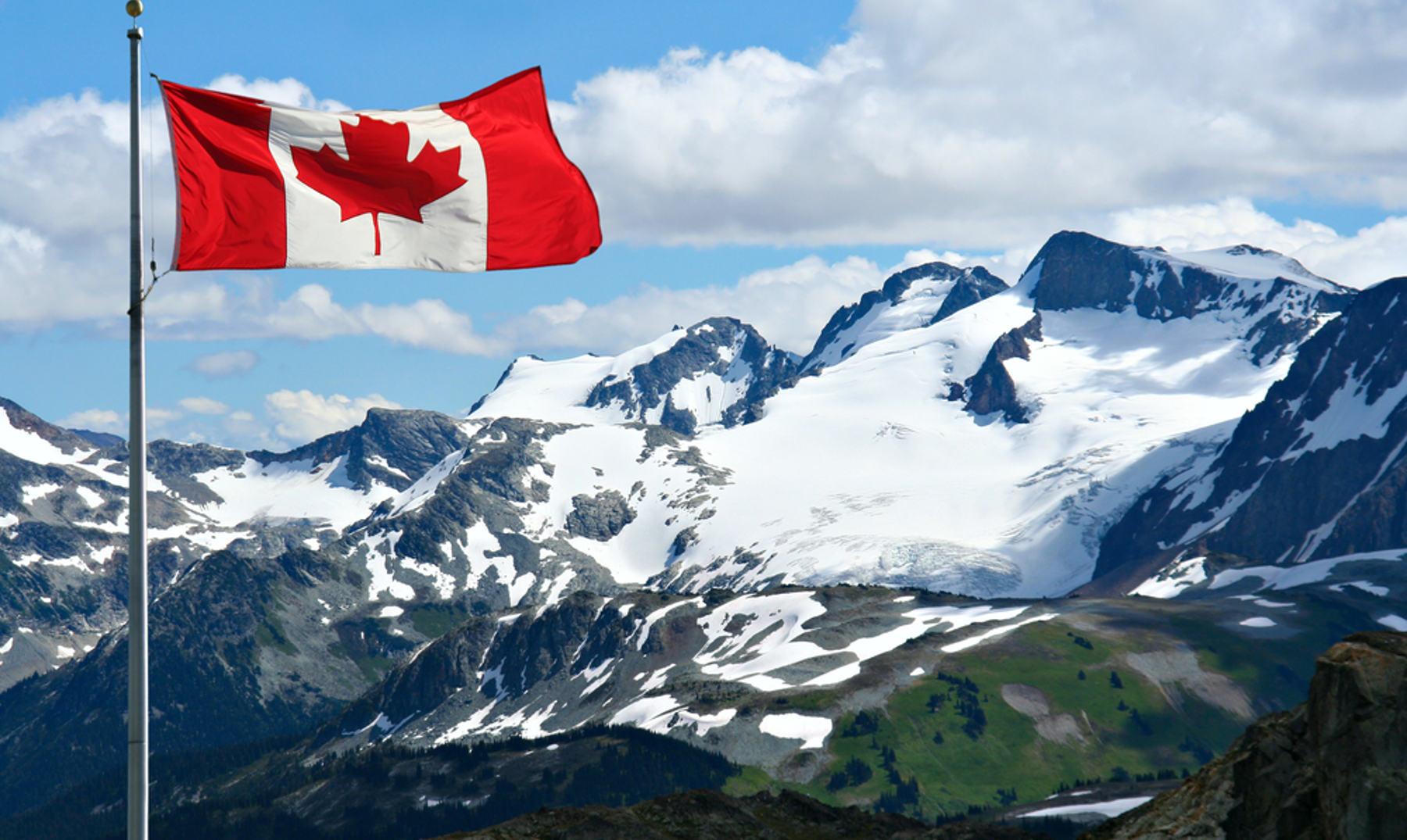 viaje a las montañas rocosas canadienses