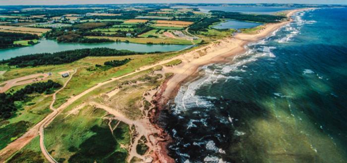 isla del príncipe eduardo