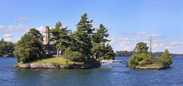 las Mil Islas de Canada