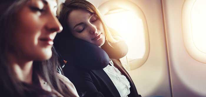 Tips para Viajar   Viaja cómodo en el avión