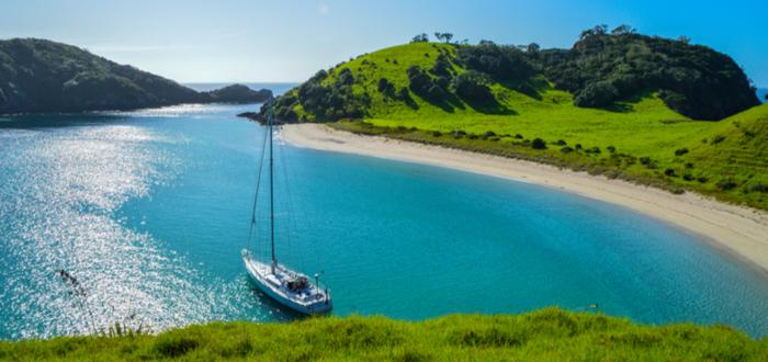 Bay of Islands - Nueva Zelanda