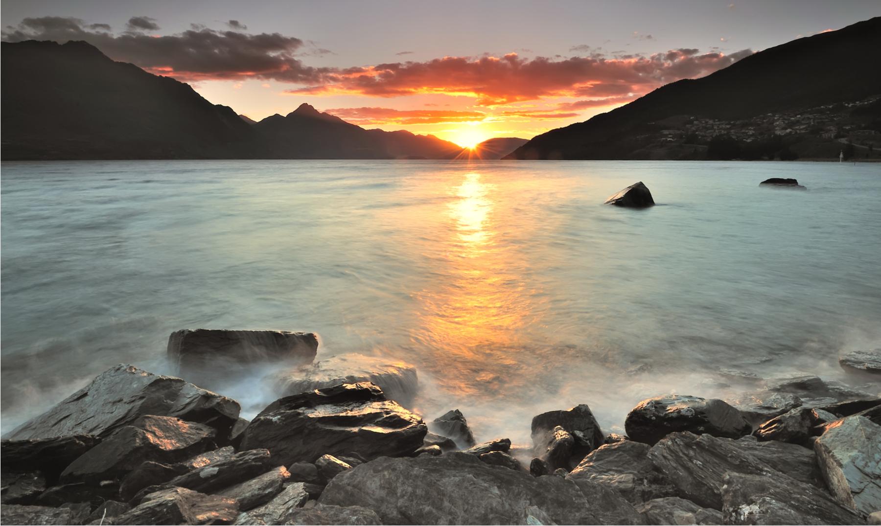 Lago Wakatipu | Un edén de bajas temperaturas entre montañas