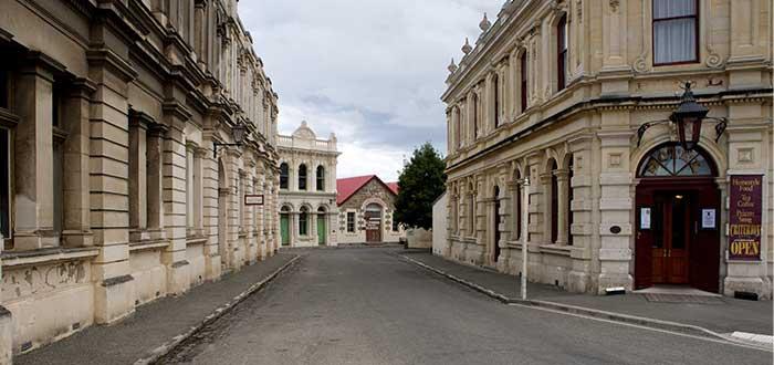 Oamaru Barrio Victoriano