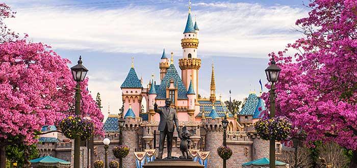 Que ver en Los Angeles Disneyland park