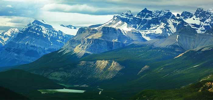 Otros Parques Nacionales que ver en Canadá