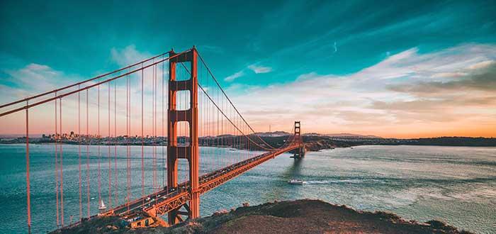 Que ver en San Francisco Puente Golden Gate