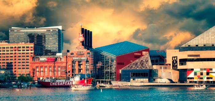 Que ver en Baltimore Inner Harbor
