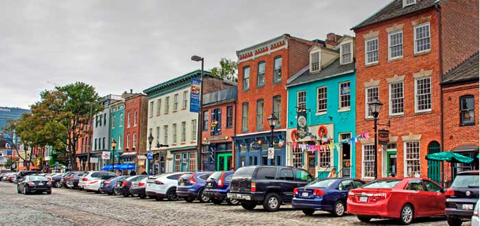 Que ver en Baltimore Fells Point
