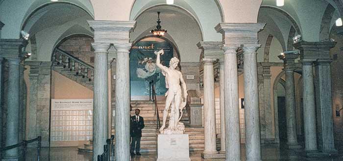 Que ver en Baltimore Museo Walters