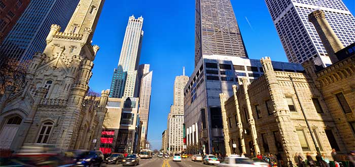 Que ver en Chicago Magnificent Mile