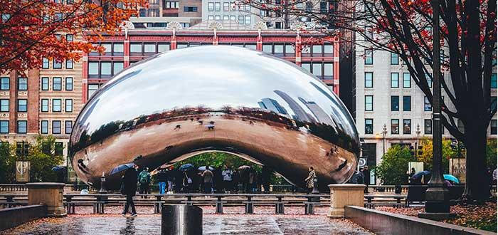 Qué ver en Chicago Parque del Milenio