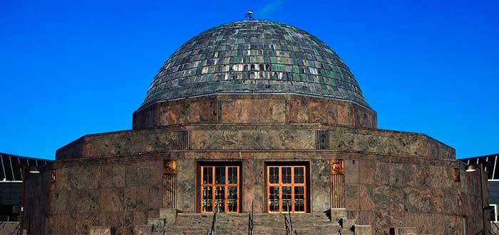 Qué ver en Chicago Planetario Adler