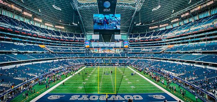 Que ver en Dallas Estadio AT&T