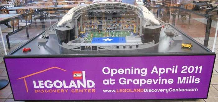 Que ver en Dallas LEGOLAND Discovery Center Dallas/Forth Worth