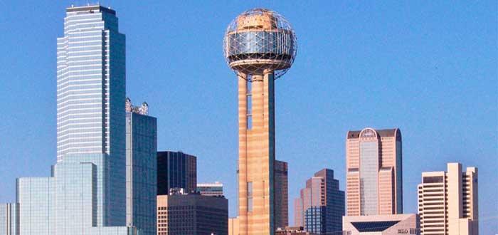 Que ver en Dallas Torre Reunión