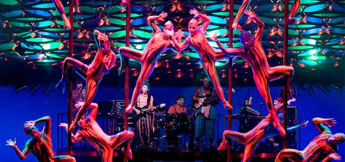 Que ver en Las Vegas Circo del Sol