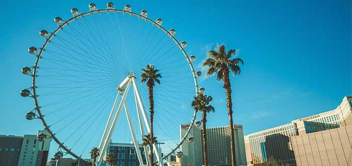 Que ver en Las Vegas High Roller