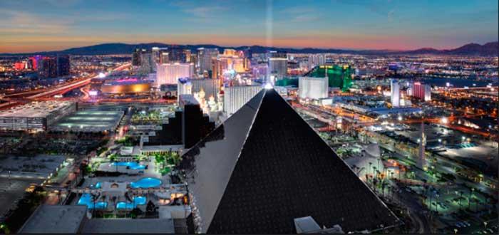 Que ver en Las Vegas Luxor Hotel