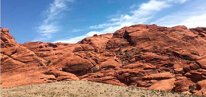 Que ver en Las Vegas Red Rock Canyon